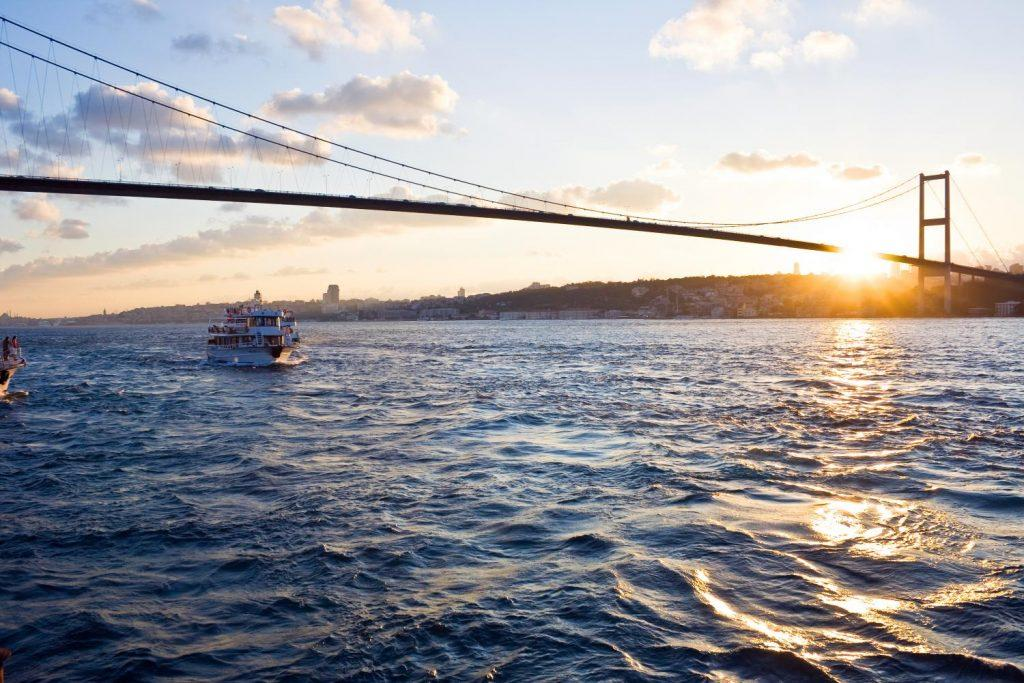 Bosphorus Istanbul Turki
