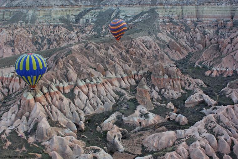 Indahnya Cappadocia Turki