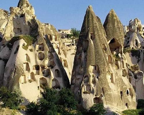 kota batu cappadocia turkey