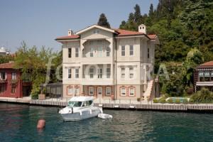 perumahan di sekitar bosphorus turki