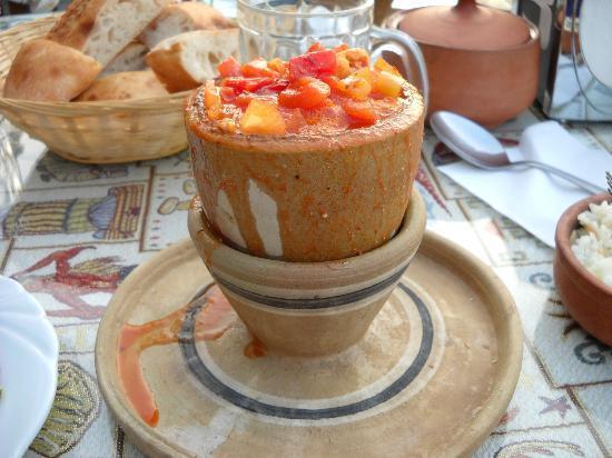 pottery kebab turki cappadocia turki