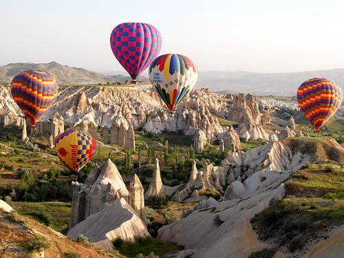 Tips wisata Cappadocia Turki