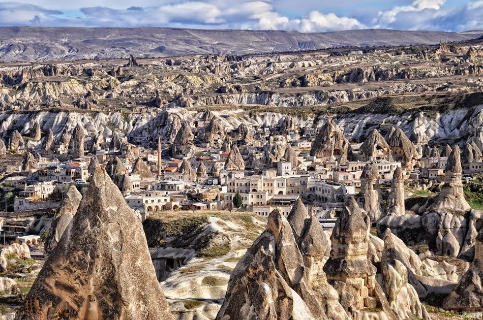 Wisata ke Cappadocia Turki