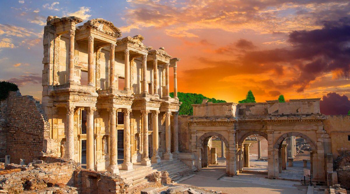 Ephesus di turki