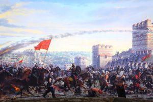 Panorama 1453 di turki