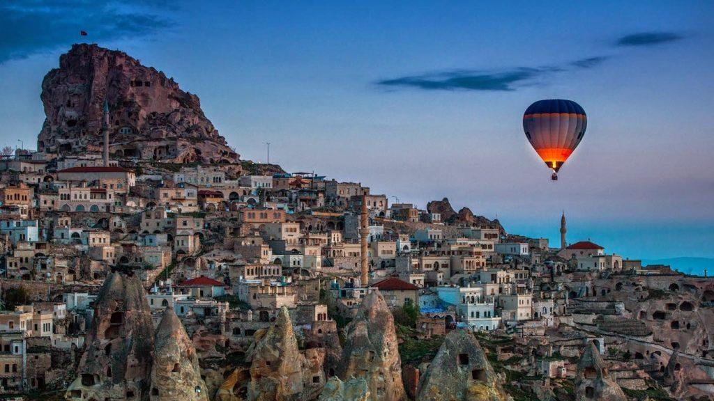cappadocia balon udara