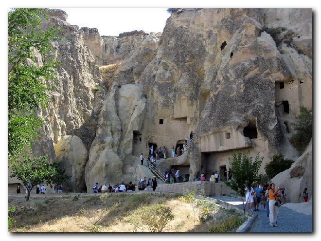 goreme open air museum cappadocia turki