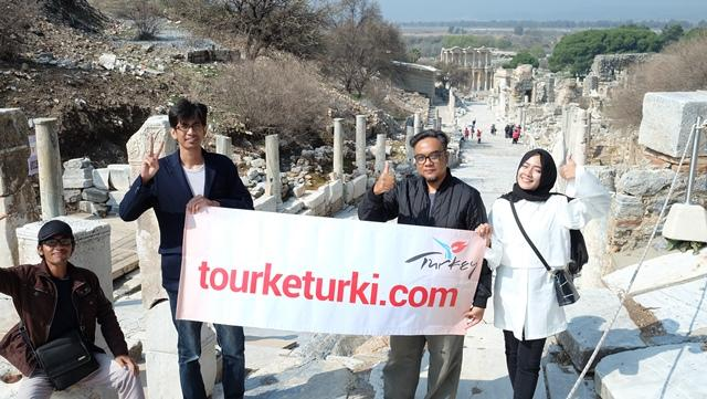 tour ke turki paket wisata di ephesus
