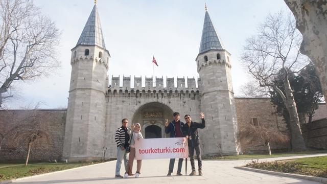 wisata ke turki topkapi tourketurki