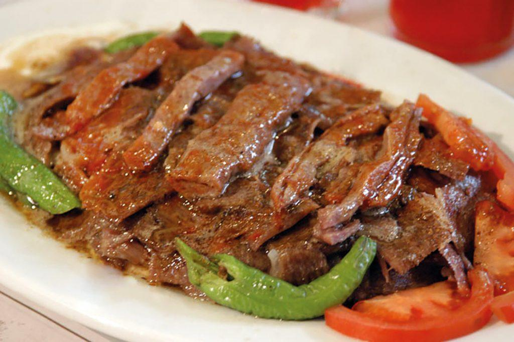 Iskender Kebap Turki
