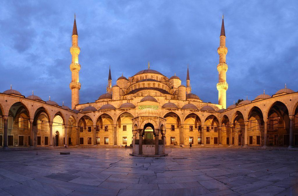 Kemegahan Masjid Raya Sulaimaniah Di Istanbul Turki Kemegahan Masjid Raya Sulaimaniah di Istanbul Turki