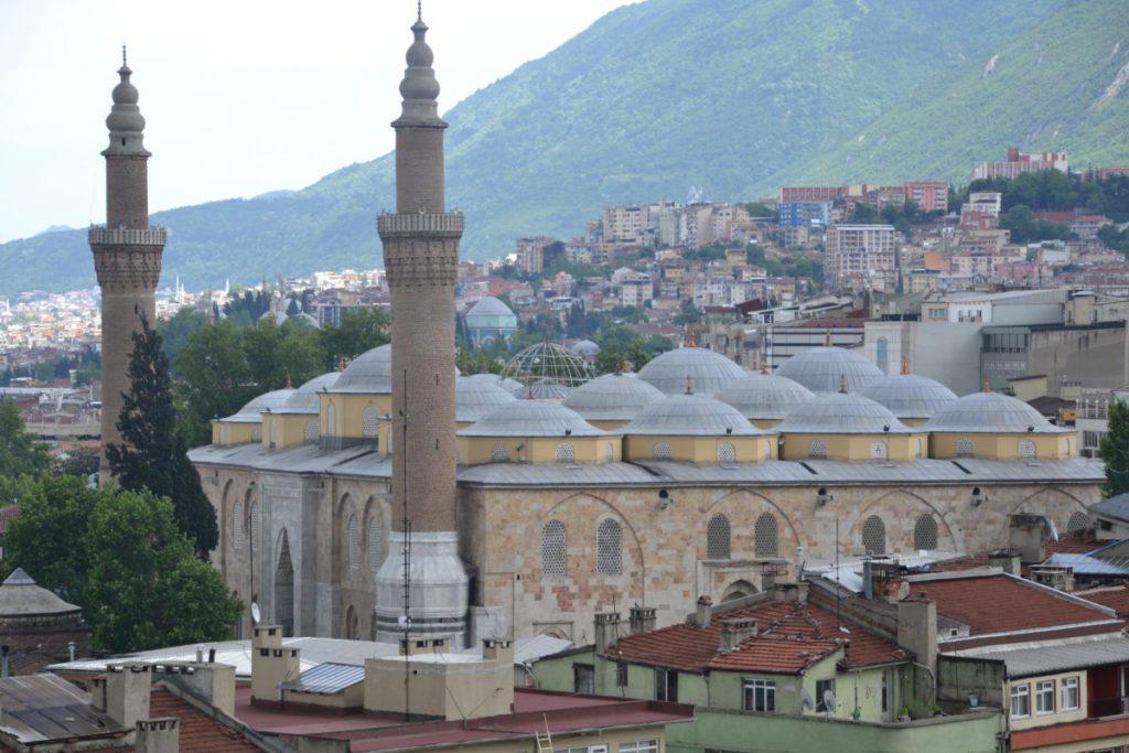 Masjid Ulucamii Bursa Turki