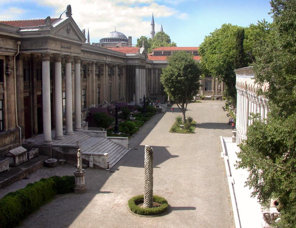 Museum Arkeologi Istanbul Turki