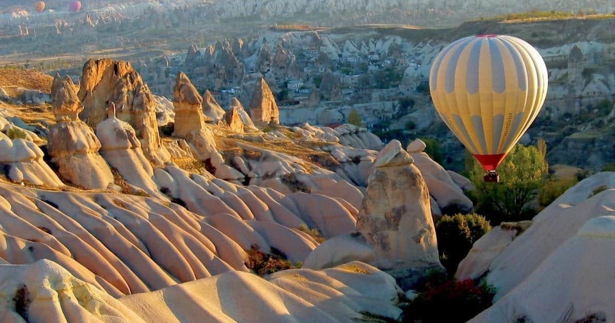 Wahana Balon Udara Panas