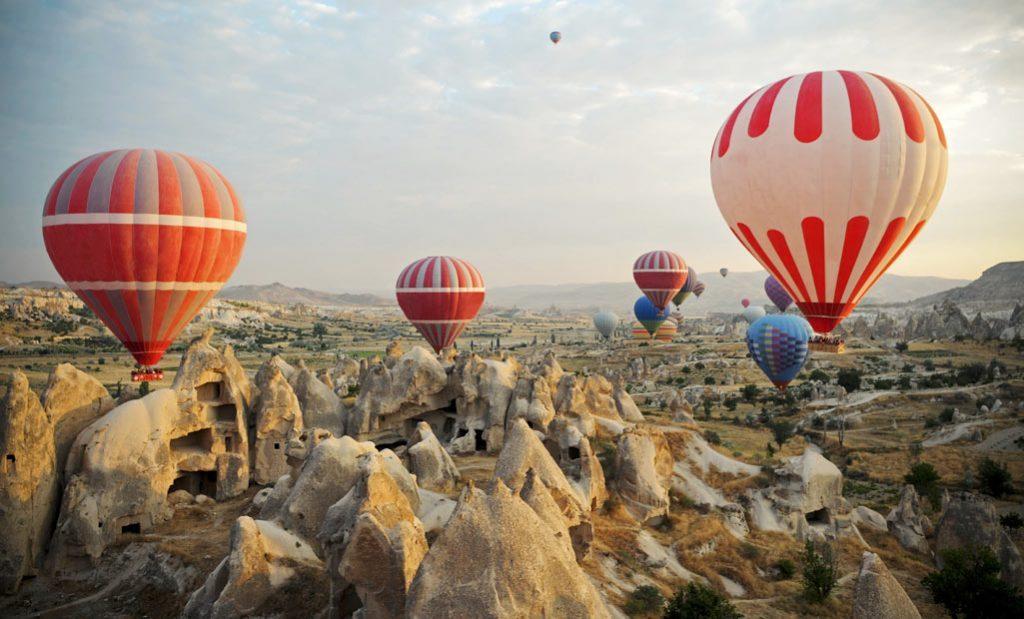 harga naik balon udara di turki