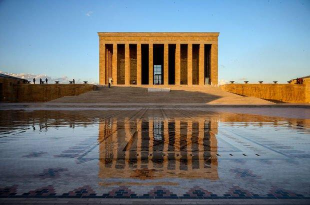 mausoleum mustafa kemal ataturk