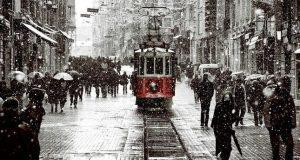 musim dingin di turki