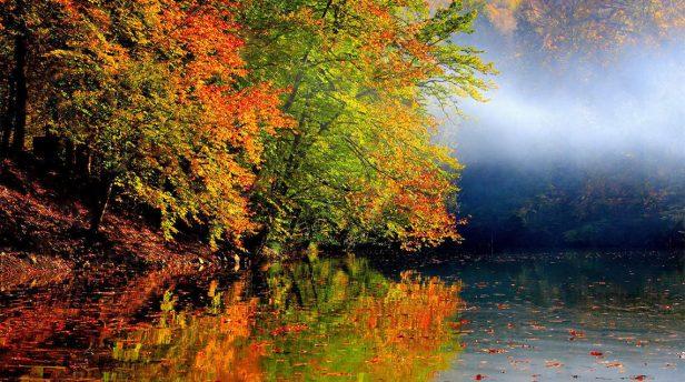 musim gugur di turki