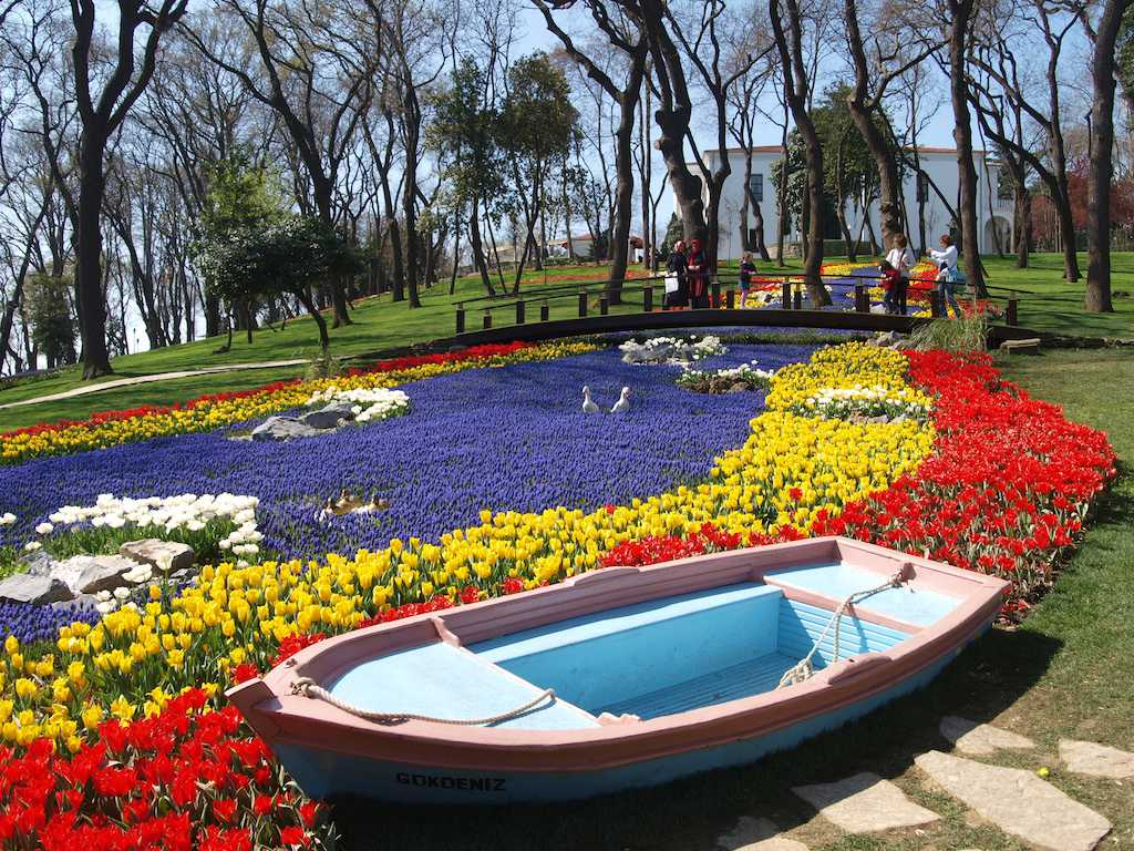 Emirgan Park Turkey