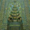 Keramik Buatan Tangan Masjid Hijau