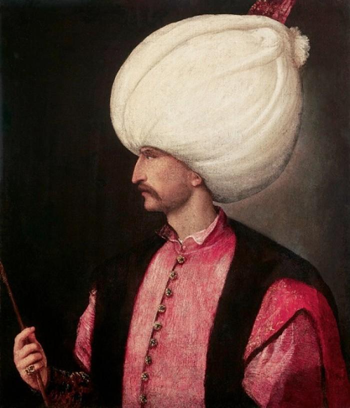 Turban tutup kepala khas turki