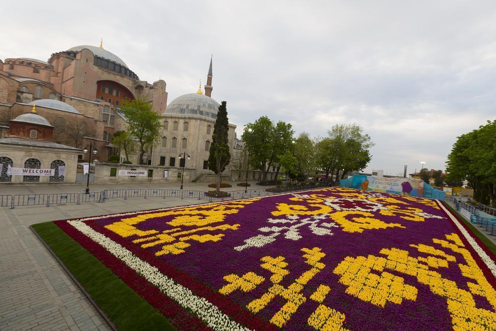 Festival Tulip di Turki (1)