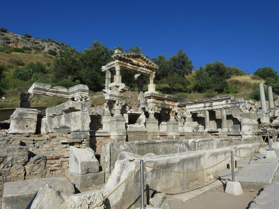Nymphaeum of Trajan