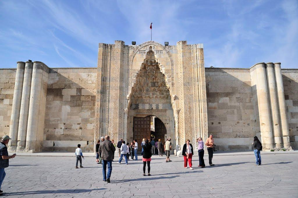 caravansary turkey 2