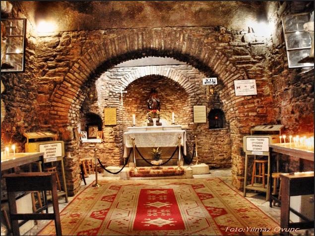 interior haus der maria