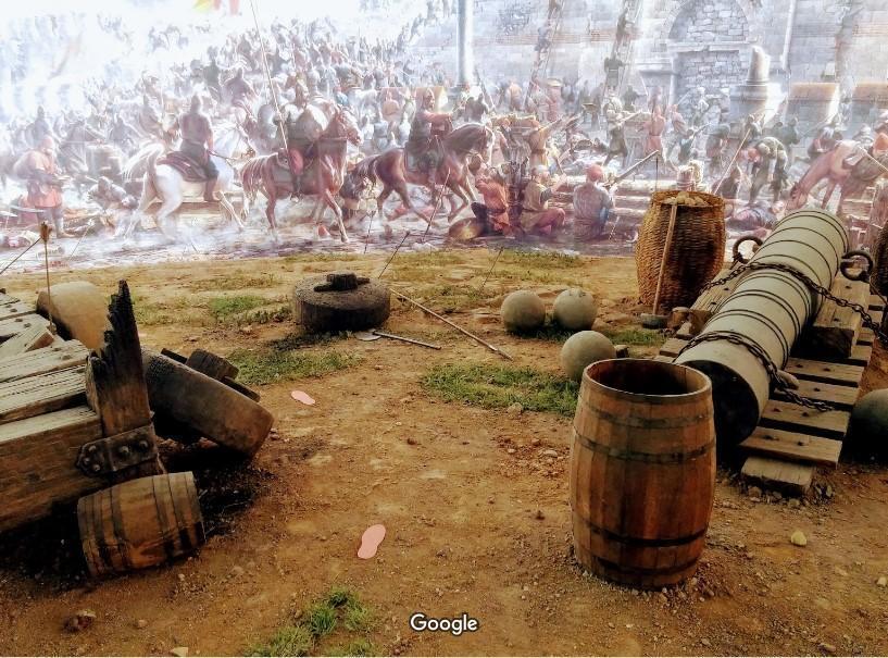 museum panorama 1453 turki 10