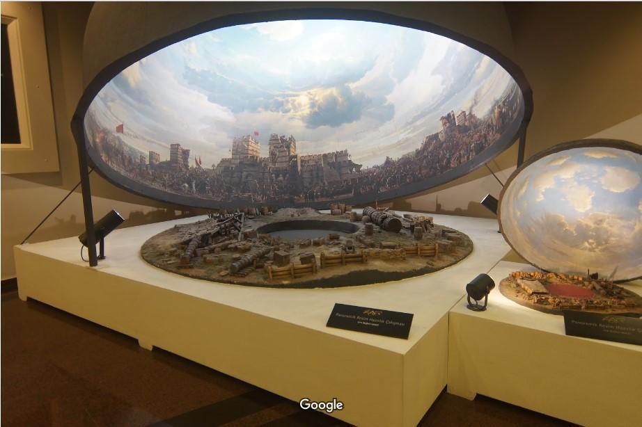 museum panorama 1453 turki 11