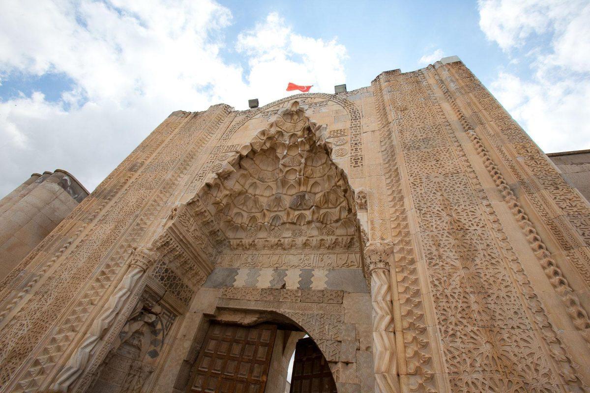 Pintu Masuk Sultanhani Kervansaray