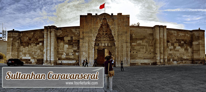 sultanhani caravanserai cover 2