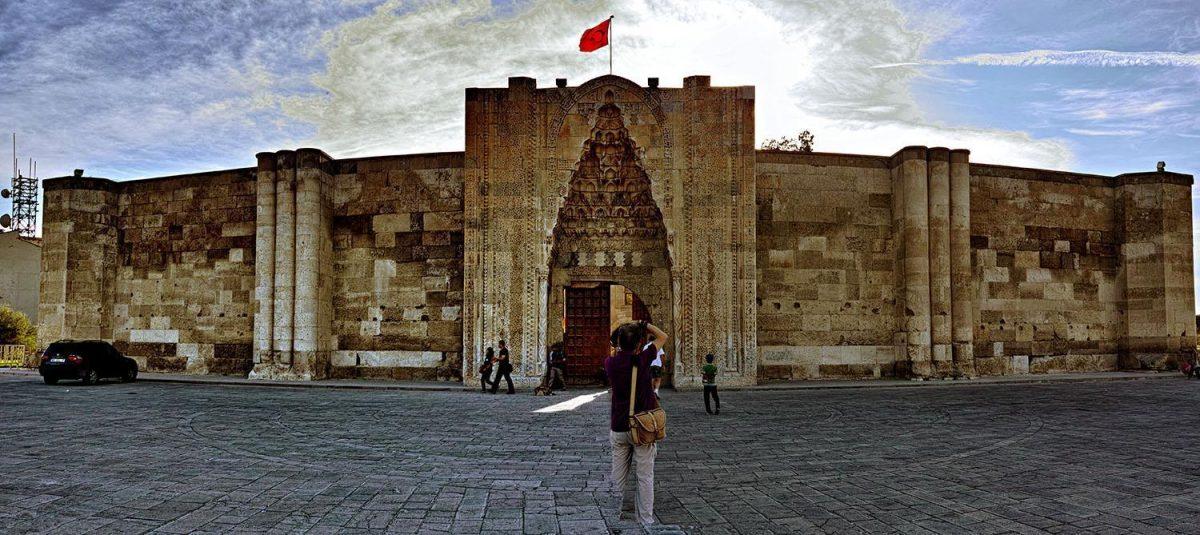 sultanhani caravanserai cover