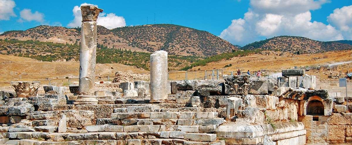 kuil apollo hierapolis