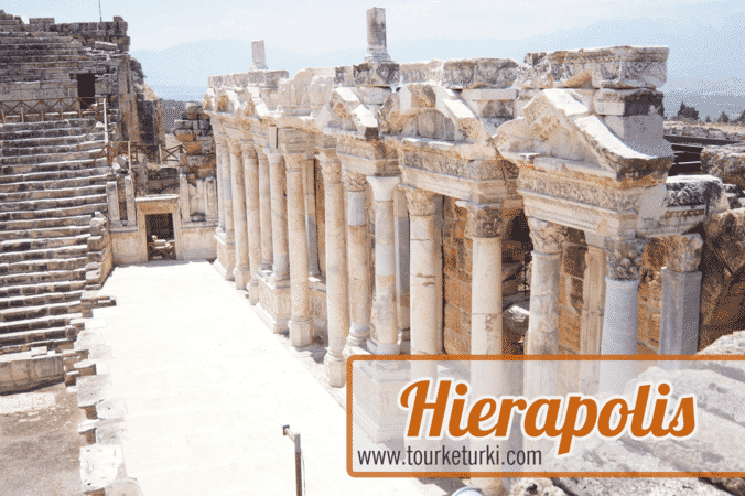 Hierapolis Pamukkale-Turki, Kota Spa Kuno yang Memesona