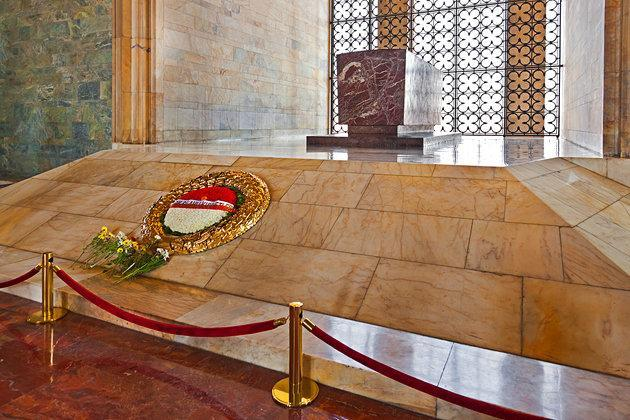 Makam Mustafa Kemal Ataturk