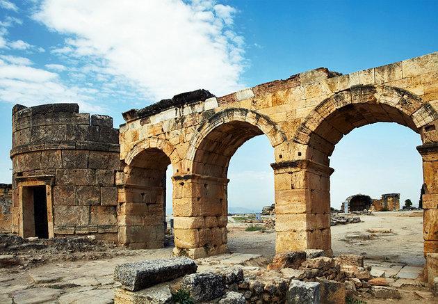 Sejarah Hierapolis Pamukkale