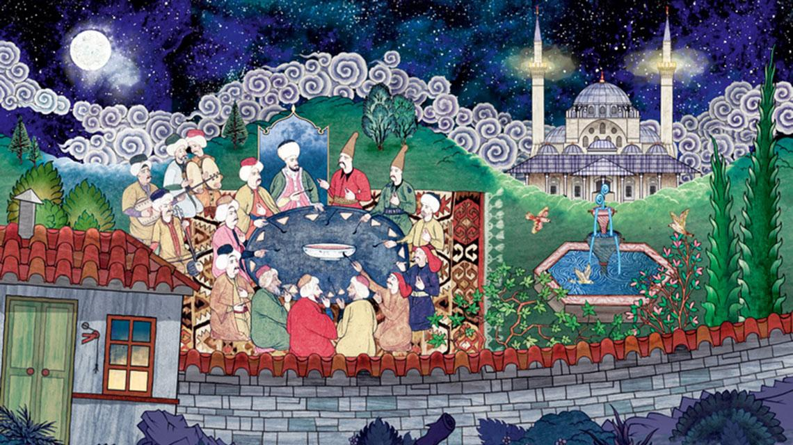 Agama di Turki