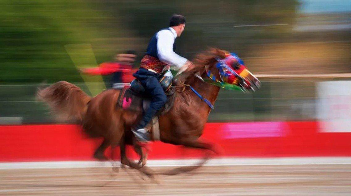 Olahraga Jereed Turki