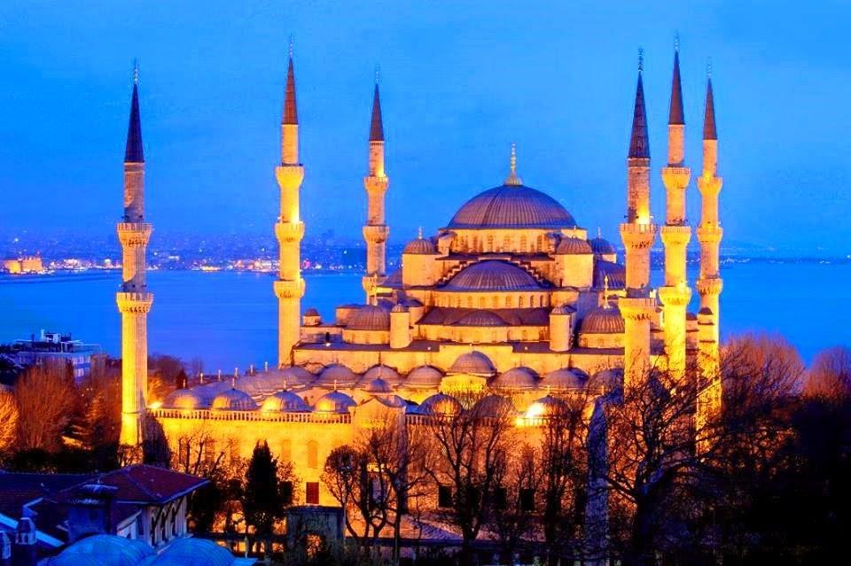 Masjid di Turki