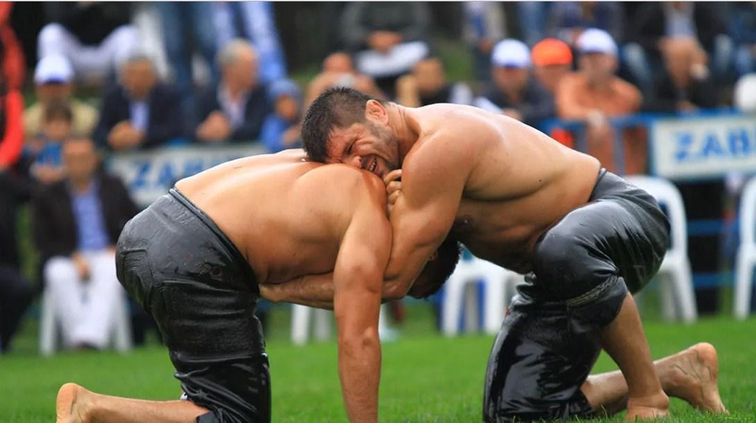 Olahraga Tradisional turki