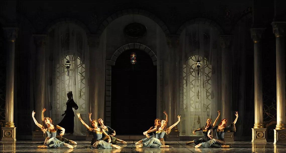 Opera dan balet Turki