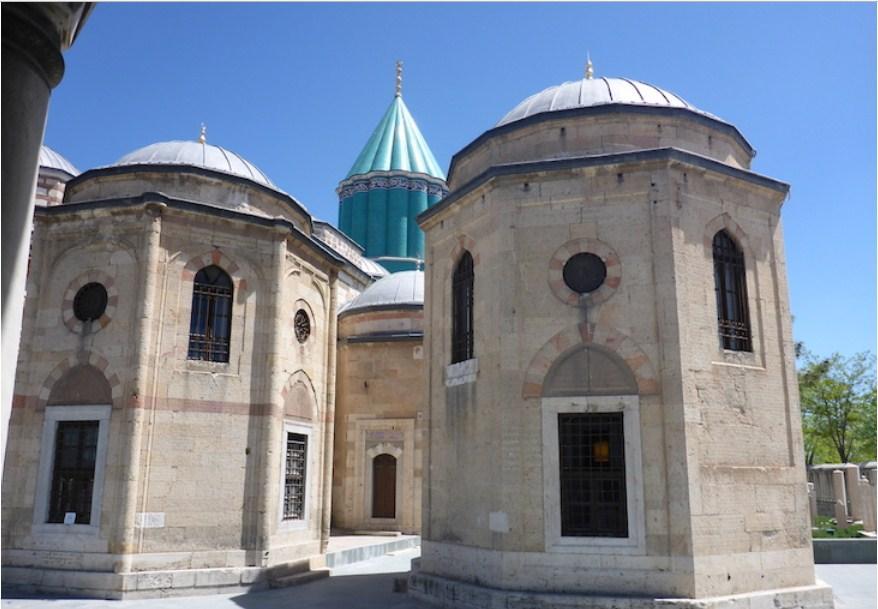 mevlana museum turki