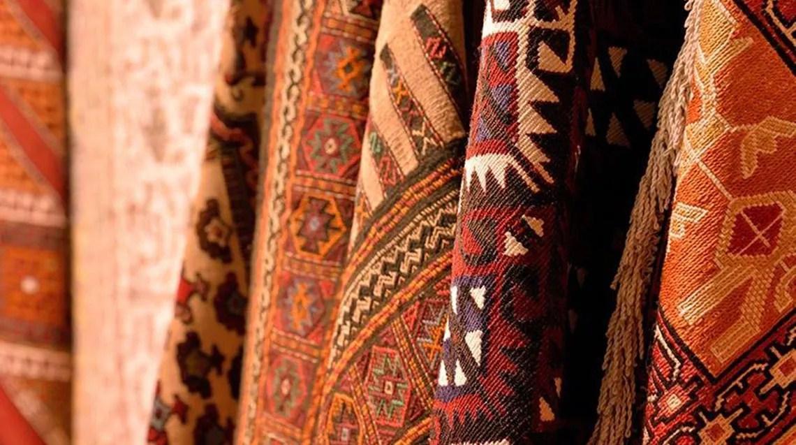 Karpet Turki di Grand Bazaar