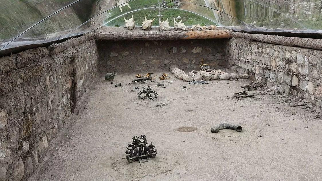 Monumen Hittit Prasejarah Turki
