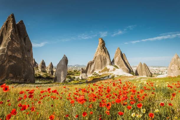 Paket Wisata Tour ke Turki 5 hari 4 malam Musim Semi / Spring