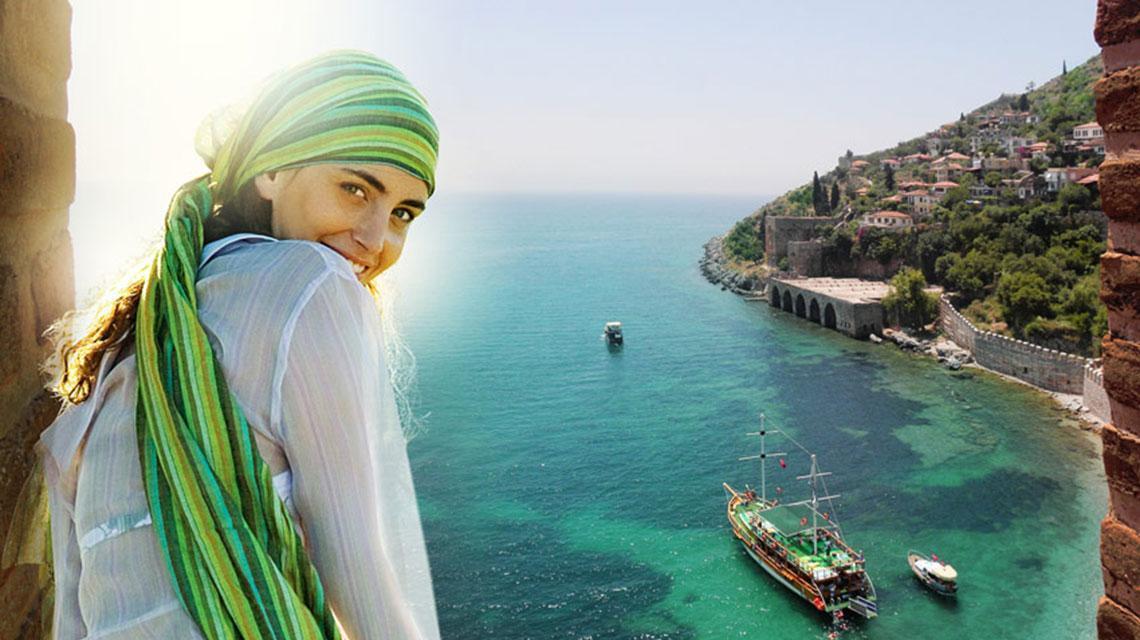 garis pantai turki