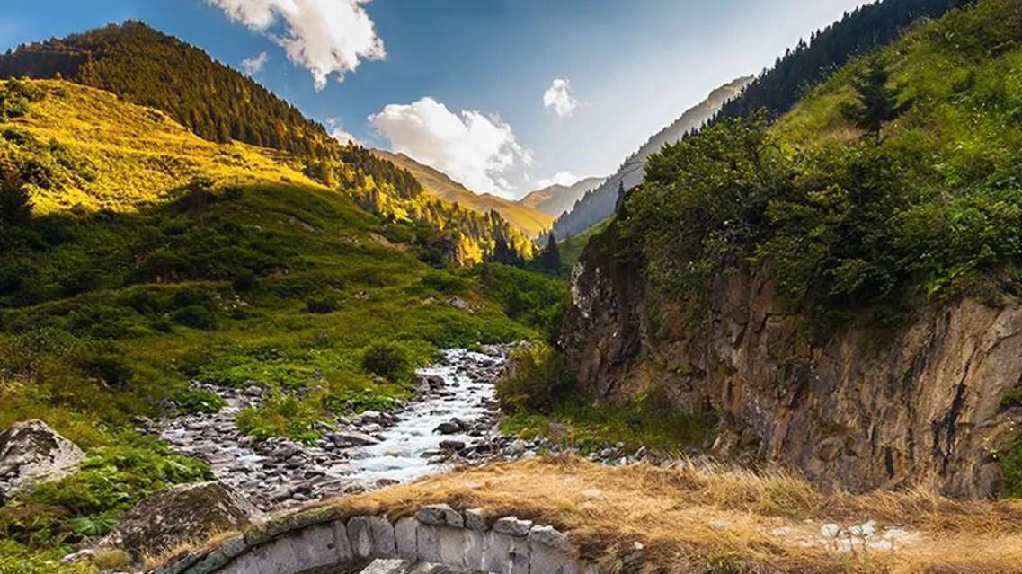 gunung Kackar Turki