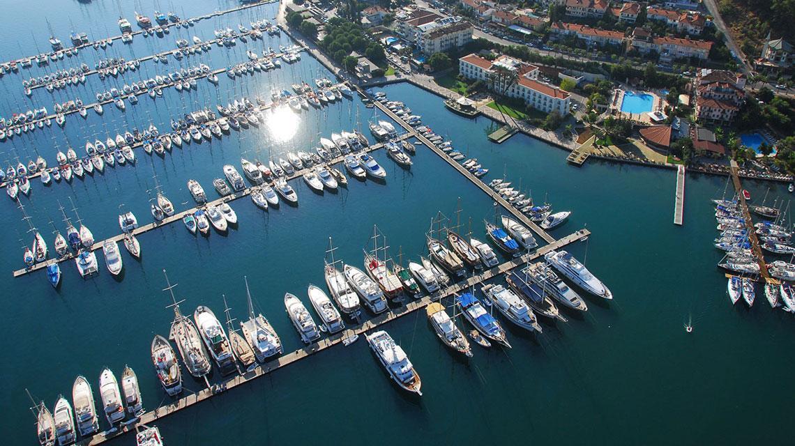 pelabuhan di turki